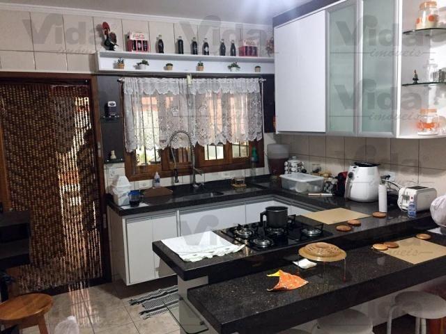 Casa à venda com 3 dormitórios em Cipava, Osasco cod:33349 - Foto 4