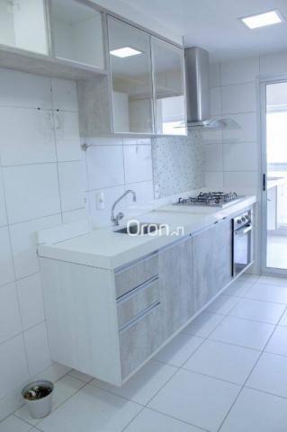Apartamento à venda, 88 m² por R$ 445.000,00 - Jardim Goiás - Goiânia/GO - Foto 6