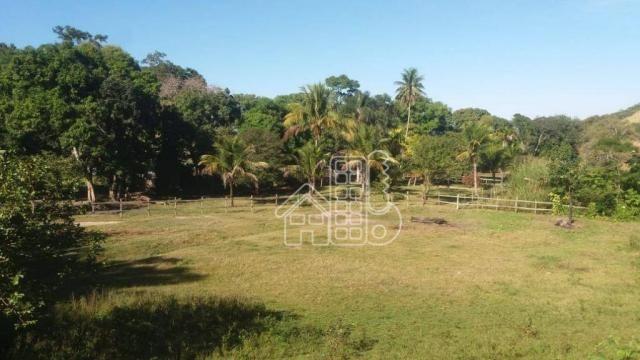 Sítio com 2 dormitórios à venda, 36000 m² por R$ 870.000,00 - Inoã - Maricá/RJ - Foto 11