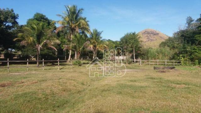 Sítio com 2 dormitórios à venda, 36000 m² por R$ 870.000,00 - Inoã - Maricá/RJ - Foto 15