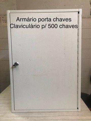 Armário porta chaves / Claviculário para 500 chaves