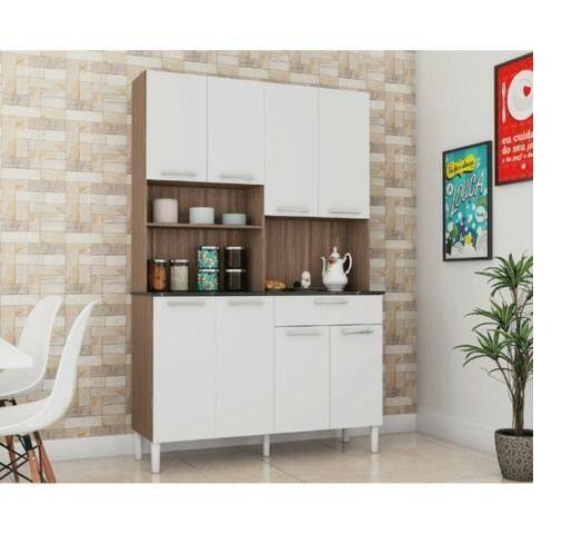 Armario de Cozinha com 8 Portas - Foto 3