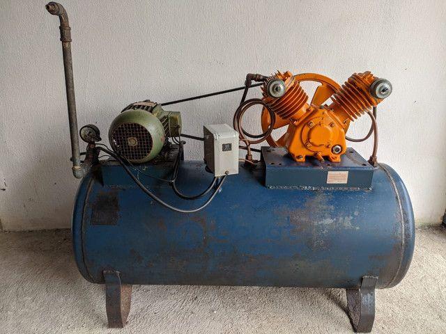 Compressor de ar profissional - Foto 2