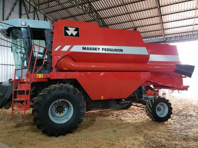 Colheitadeira   Massey Ferguson   MF32