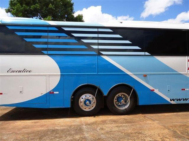 Ônibus Busscar Jum Buss 360 - Volvo B10m 6x2 - Executivo 46 Passageiros - Foto 8