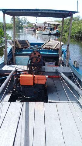 Barco de pesca camarao - Foto 2