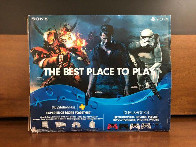 PlayStation 4 Slim - 500 GB   - Foto 6