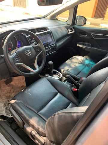 Honda FIT 1.5 EXL 2018 - Foto 8