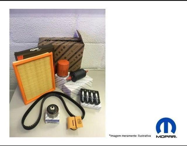7088846 Kit Revisão FIAT Peças Mopar Motor 1.0 Fire