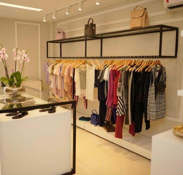Loja de roupa no setor mais badalado de Goiânia - Foto 2
