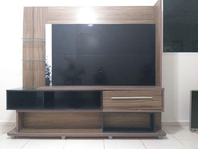 Rack para TV com Painel - Foto 2