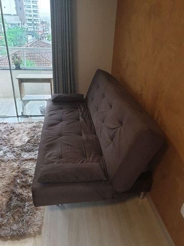 Sofá cama pouco usado
