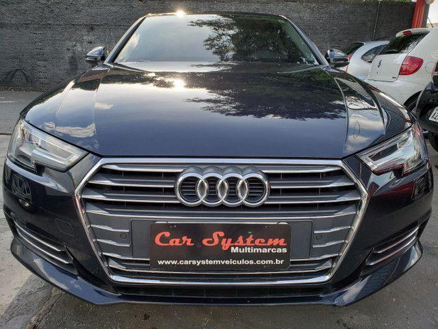 Audi A4 Launch Edition TFSI 2.0 C/ Teto Impecável - Foto 2