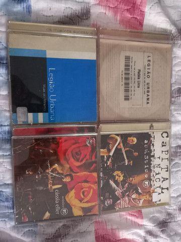CDS de Rock Nacional
