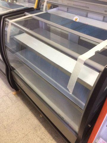 Balcão Vitrine expositor natural / pão, casa de bolos - padarias - supermercados- - Foto 2