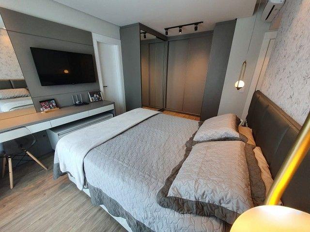 Apartamento novo 3 suítes 2 vagas em Balneário Camboriú - Foto 9