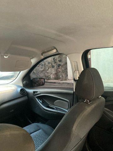 Ford Ka Preto 1.5 - 60mil km - Foto 6