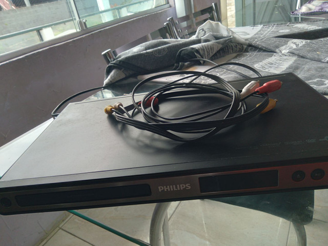 Dvd Philips funcionando bem ou troco por tv box - Foto 3
