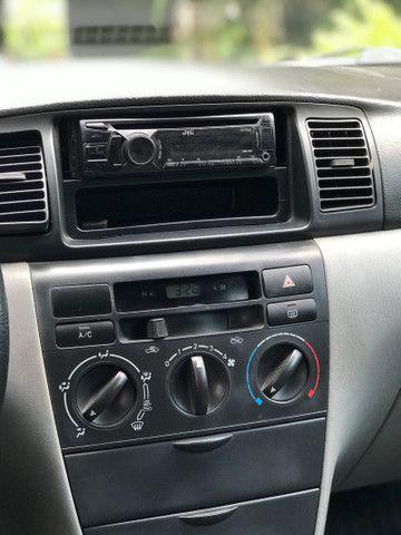 Toyota Corolla XEI 1.8 2004 (GNV 5ª geração) - Foto 14