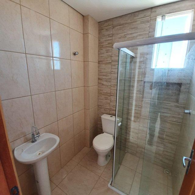 Apartamento novo 2º andar 2 quartos perto da praia em Barra Velha - Foto 3