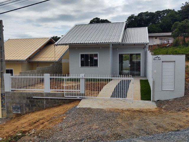 Casas novas prontas para morar