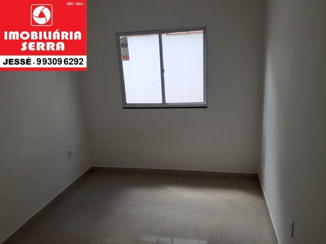 JES 065. Vendo casa nova em Residencial Centro da Serra com 70M² - Foto 4