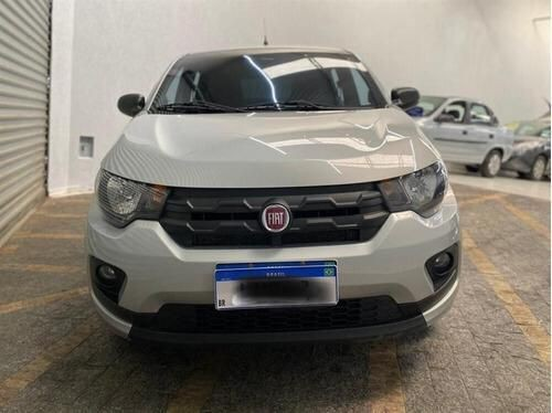 Fiat Mobi Evo Easy On 1.0  2017 - Foto 4