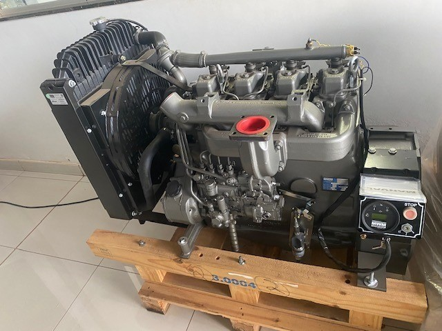 motores estacionários mwm