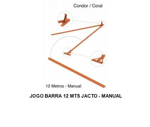 Jogo Barra para Pulverização Jacto - Foto 5