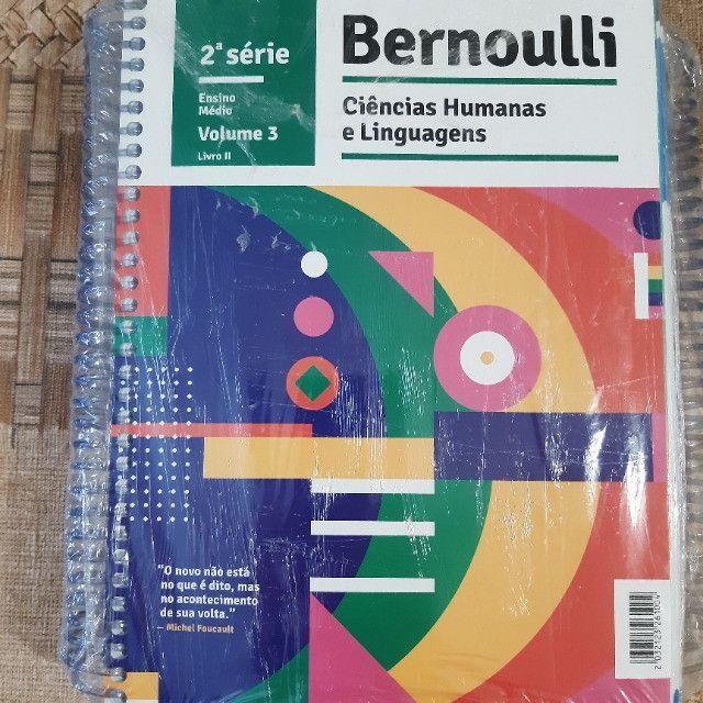 Apostilas Bernoulli - 2° ano - ensino médio - Foto 5