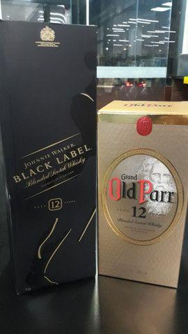 Combo BLACK LABEL 1LT 12 ANOS OLD PARR1LT  12LT