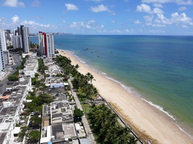 Apto 1qto, Flora Purim, 210mil, mobiliado, vista mar, 42m, Candeias - Foto 2