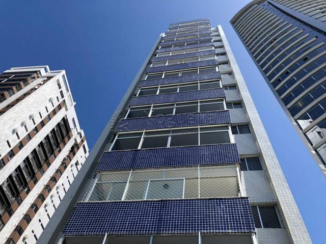 Apartamento para venda com 111 metros quadrados com 3 quartos em Boa Viagem - Recife - PE - Foto 16