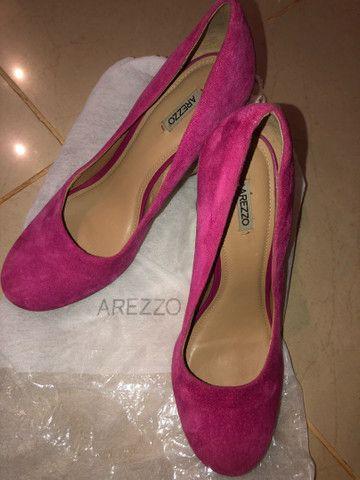 Sapato Arezzo original
