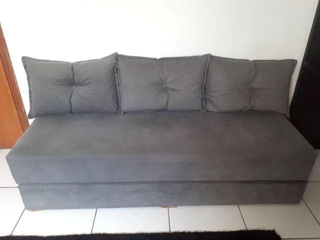 Sofá semi novo - Foto 3