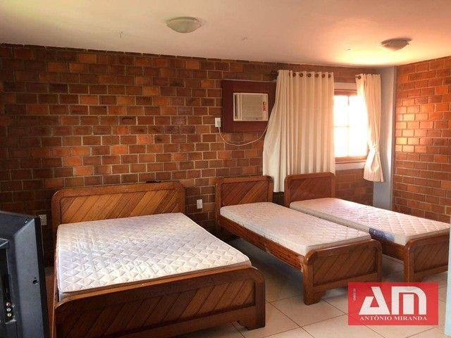 Casa com 6 dormitórios à venda, 350 m² por R$ 550.000,00 - Novo Gravatá - Gravatá/PE - Foto 14