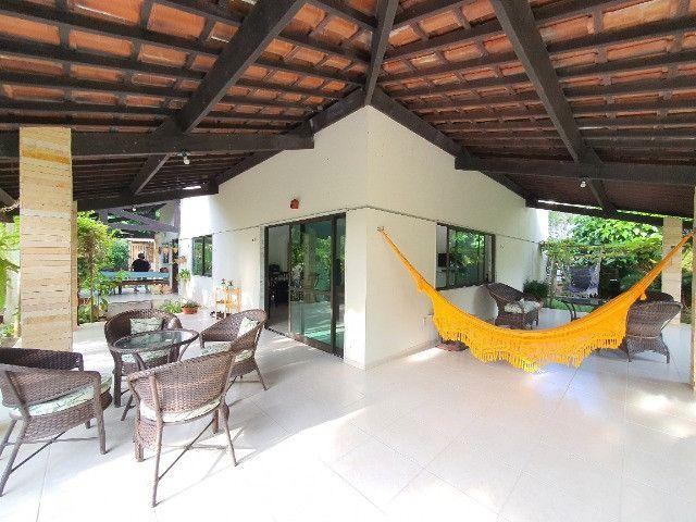Casa Bem Arborizada em Condomínio Beira de Pista   Oficial Aldeia Imóveis - Foto 2
