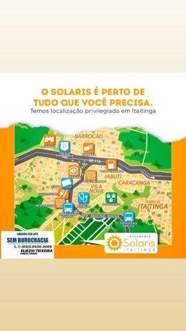 More ou invista no Loteamento Solaris em Itaitinga  - Foto 10
