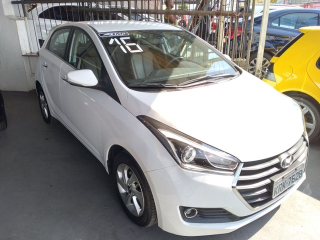 Hyundai- HB20 1.6 Premium Aut.