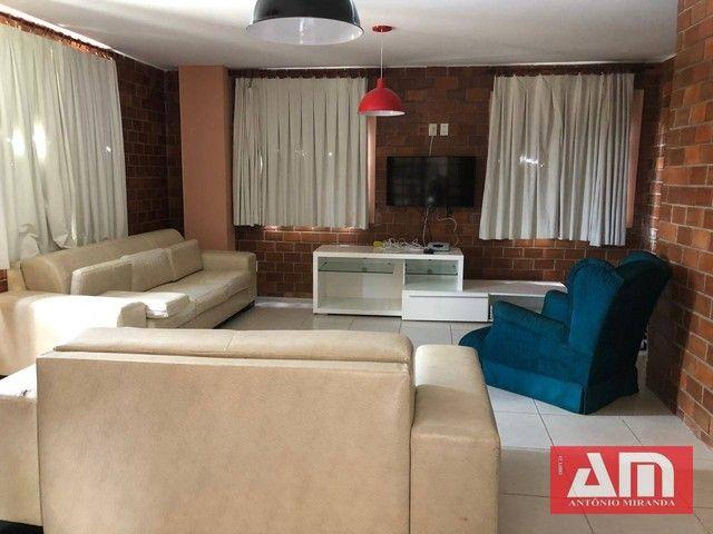 Casa com 6 dormitórios à venda, 350 m² por R$ 550.000,00 - Novo Gravatá - Gravatá/PE - Foto 7