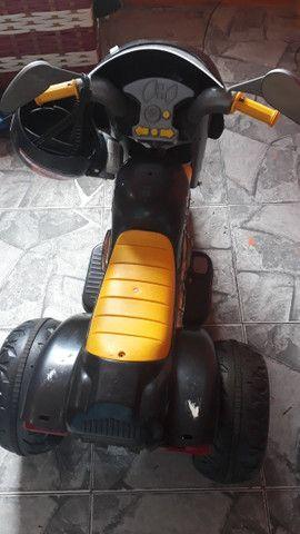 Moto elétrica para criança - Foto 2