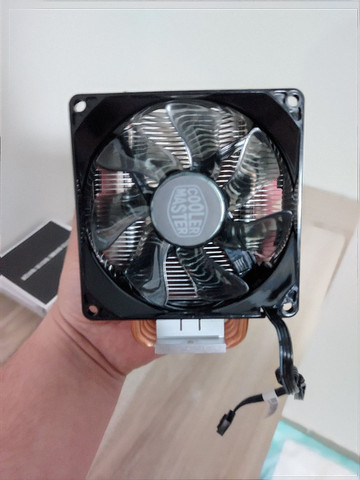 Cooler Master Hyper H412R, 92mm, Intel-AMD