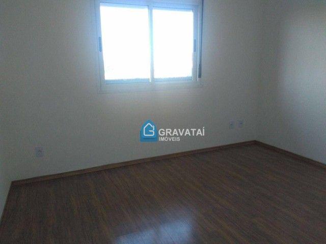 Apartamento com 2 dormitórios para alugar, 62 m² por R$ 1.120,00/mês - Monte Belo - Gravat - Foto 6