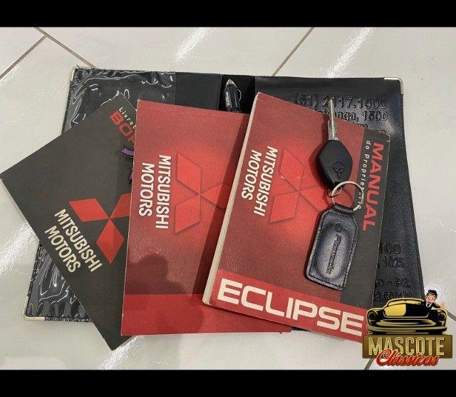 Eclipse GT 3.8 2008 *top**impecável**financio**duvido igual** - Foto 4