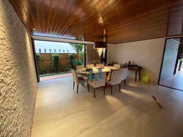 Casa com 4 dormitórios à venda, 538 m² por R$ 3.500.000,00 - Portal do Sol - João Pessoa/P - Foto 18