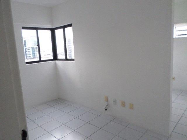 AL16 Apartamento 3 Quartos, 2 Suítes+Dependência, Varanda, 4 Wc, 2 Vagas, 100m² Boa Viagem - Foto 4