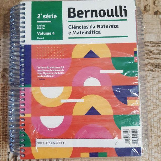 Apostilas Bernoulli - 2° ano - ensino médio - Foto 3