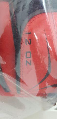 Luva de Boxe / Muay Thai Domyos - FKT 180 - 12 OZ + Bandagem - Foto 2