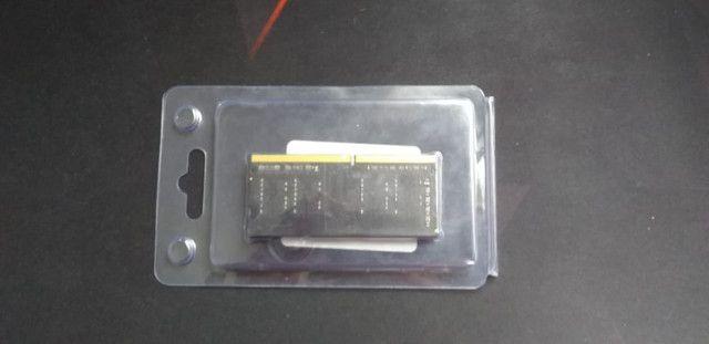 Memória Ram Ddr4 8gb 2666 Mhz Para Notebook Nunca Usado - Foto 4