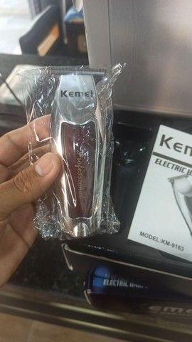 Vendo máquina kemei  - Foto 3
